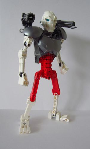 LEGO Doom: Revenant