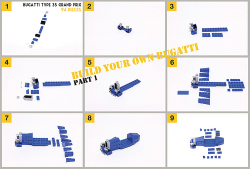 Build your own Bugatti | part 1