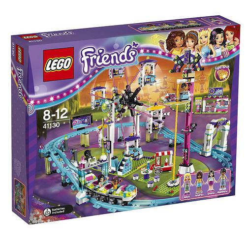 LEGO Friends: 41130 Amusement Park Roller Coaster