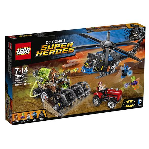 LEGO Batman: 76054 Scarecrow Harvest of Fear