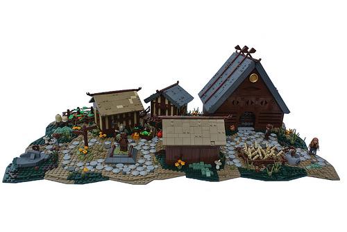 The Nine Kingdoms - Village