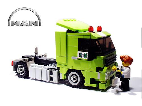 Lime MAN-TGA
