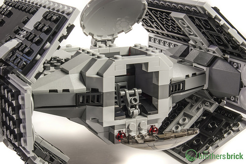 LEGO 75150 Vader's TIE Advanced vs. A-Wing Starfighter