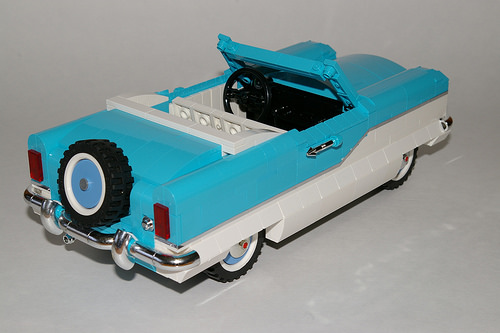 1956 Nash Metropolitan 2