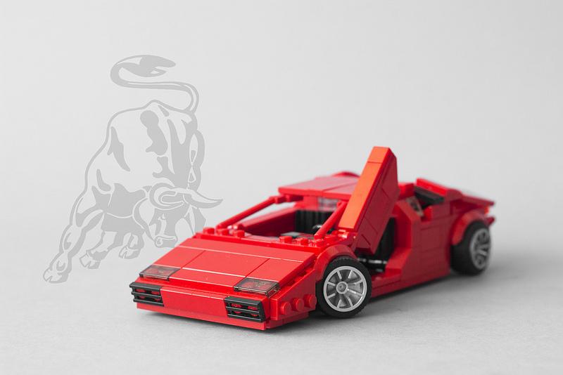 Lego Lamborghini Archives The Brothers Brick The Brothers Brick