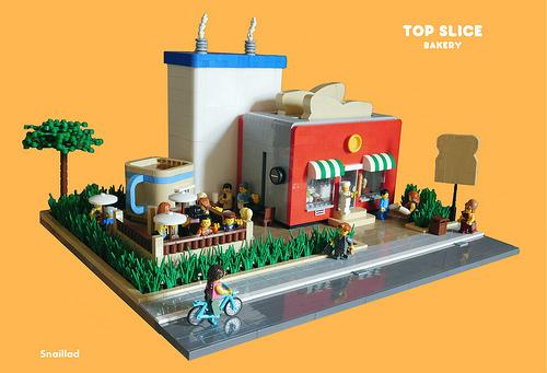 Top Slice Bakery