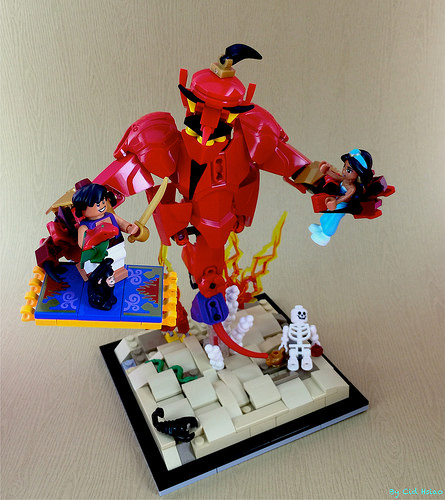 Return of Jafar by Cid Hsiao