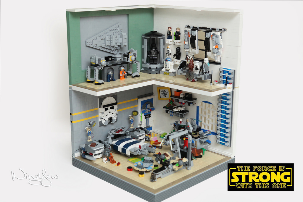 Star Ward Bedroom