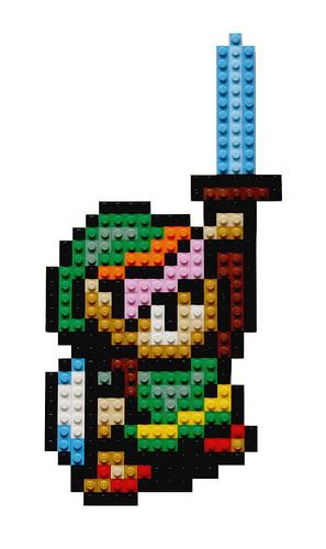 The Pixel of Zelda: Link