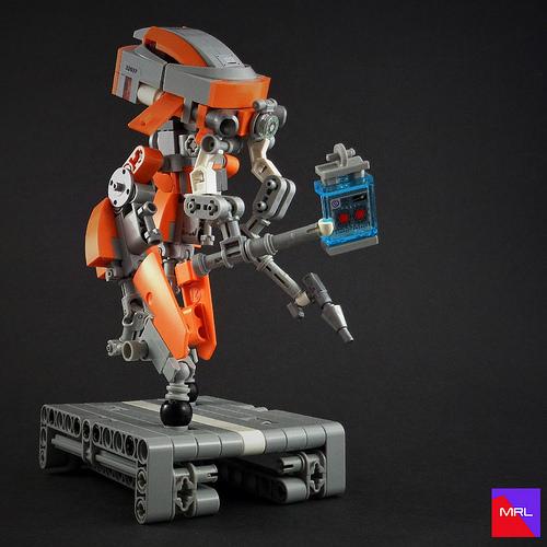 MRL Standard MCM Pit Droid