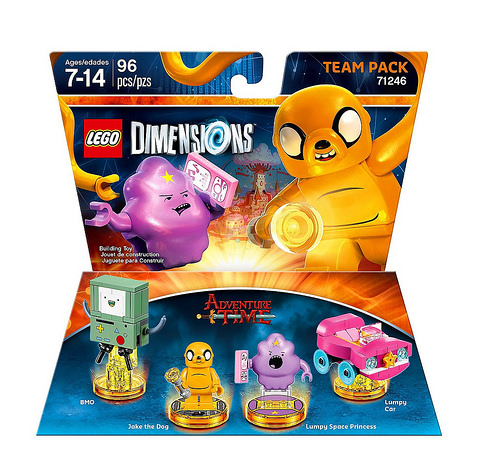 LEGO Dimensions Adventure Time