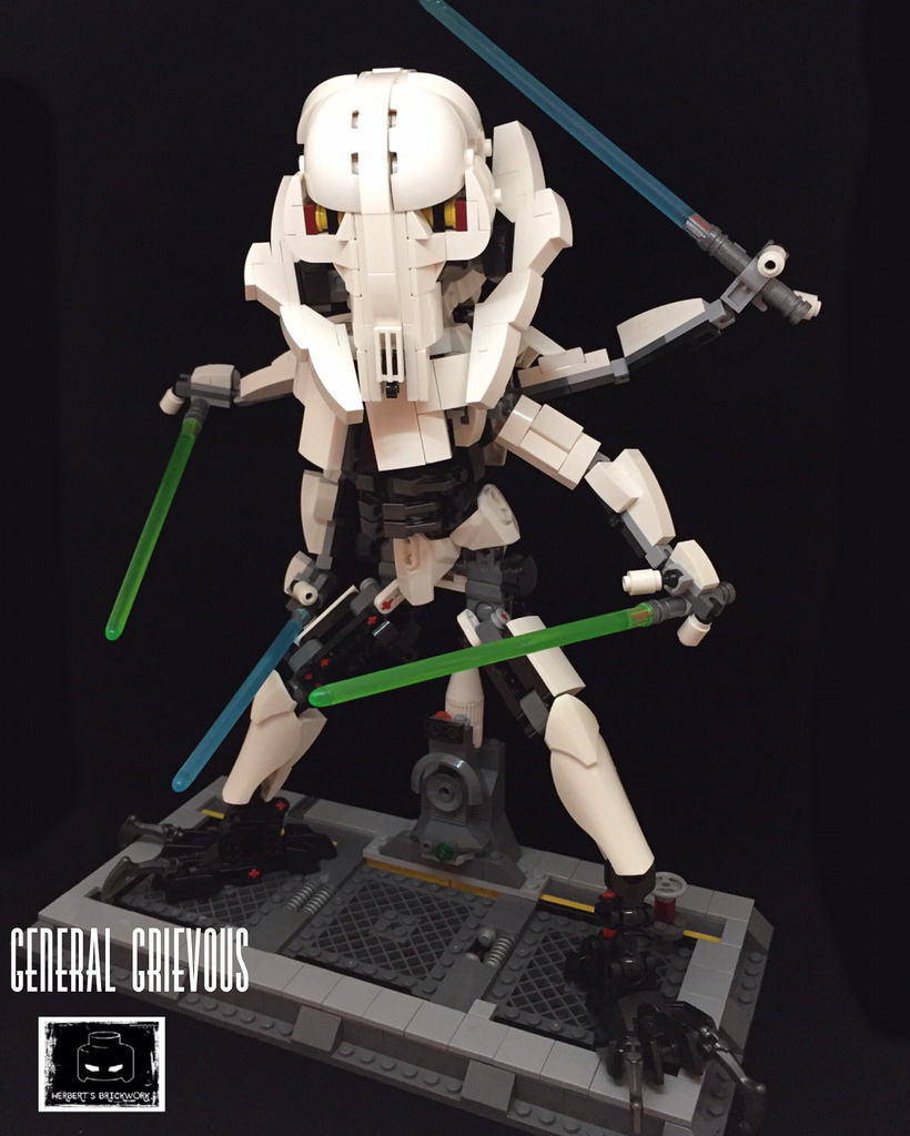 "Star Wars "" General Grievous"""