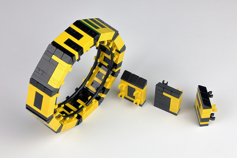 LEGO Cipher wheel