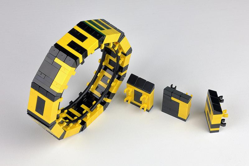 LEGO Cipher wheel