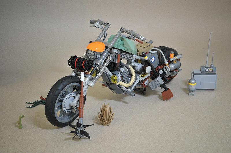 Wasteland Rider by Stephan Johnson