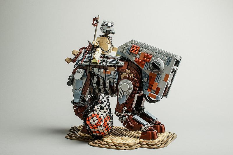 Teedo's Luggabeast by Robert Lundmark
