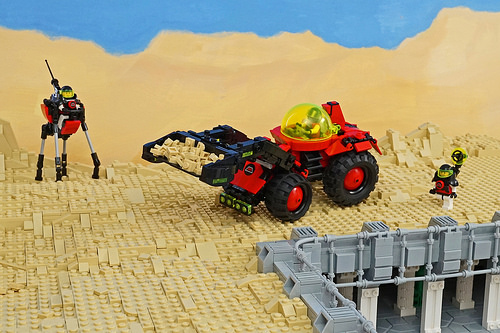 M-Tron sifts the desert sands from this huge new mining