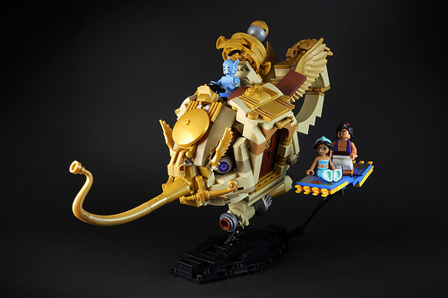 Aladdin's Lamp by LEGO 7