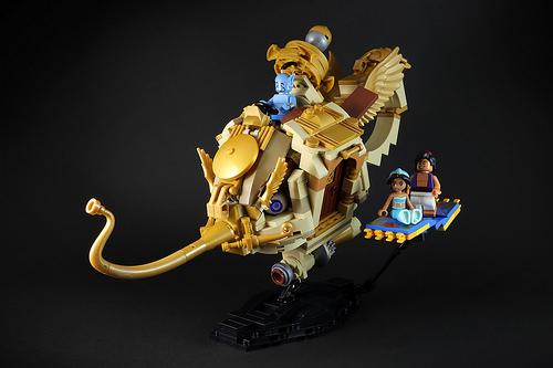 Aladdin's Lamp by LEGO 7