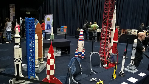 Bricktastic 2016 - Rocket Park