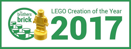 TBB LEGO Creation of the Year 2017