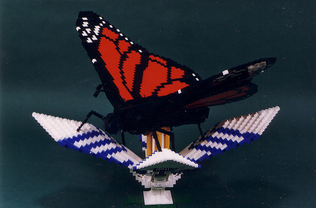 Monarch Butterfly 1997