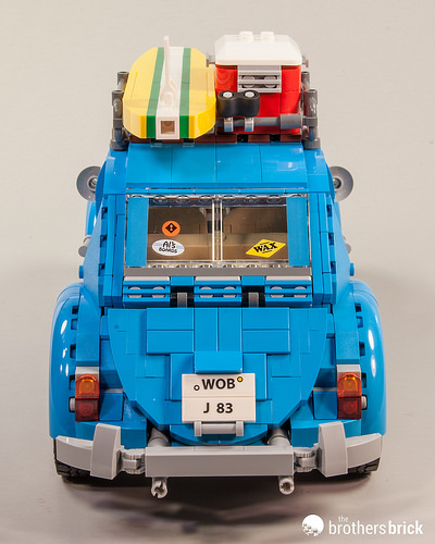10252 Volkswagen Beetle
