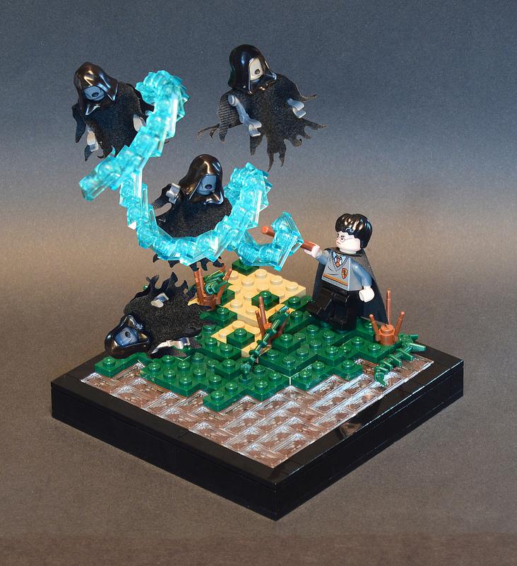 020 - Harry's Patronum