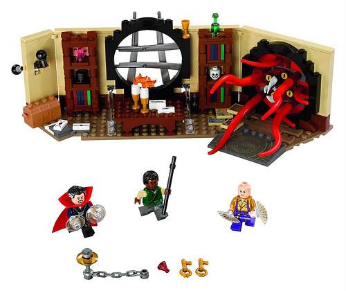 76060 Doctor Strange's Sanctum Sanctorum
