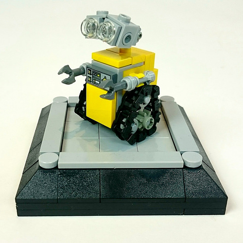 Lego Mini WALL·E