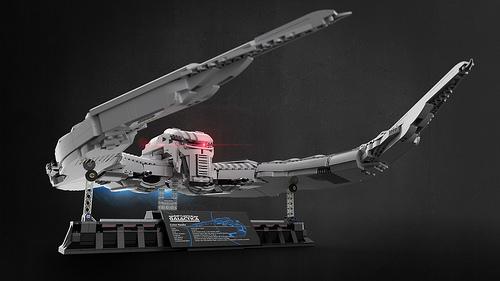 UCS Cylon Raider