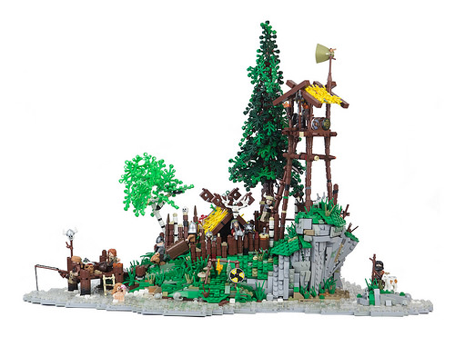 Viking adventure island