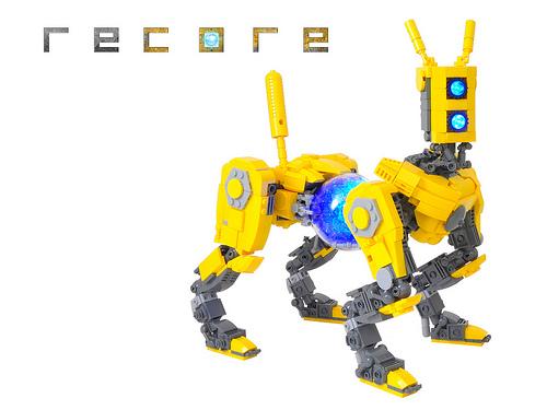 ReCore: Mack