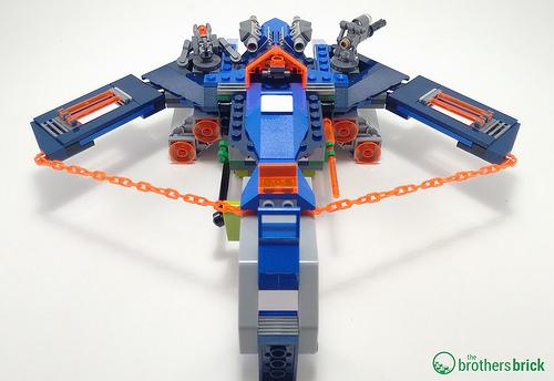 70320 Aaron Fox's Aero-Striker V2
