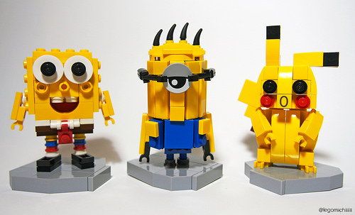New Entry (Who is the best yellow character?)