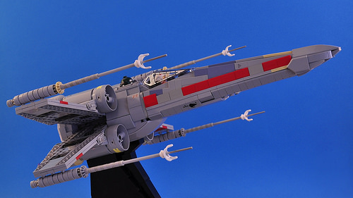 X-wing - The Wallpaper