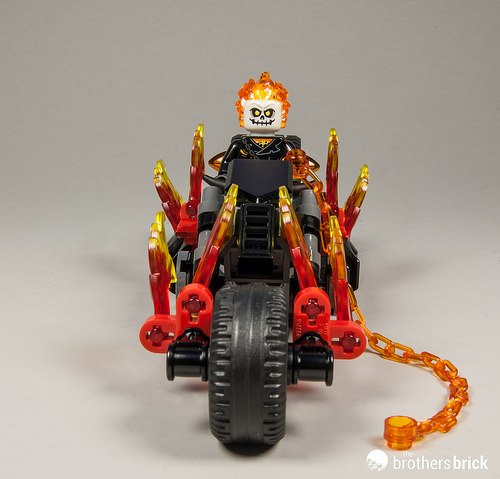 76058 Spider-Man: Ghost Rider Team-up