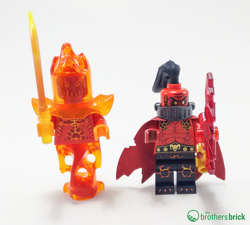 70321 General Magmar's Siege Machine of Doom