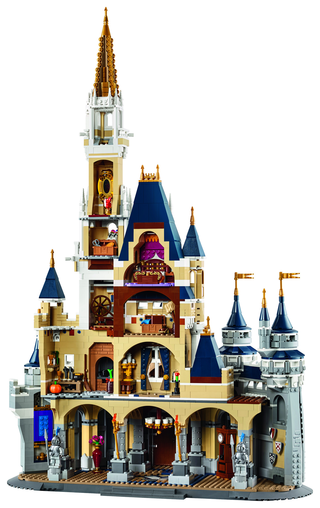 71040 The Disney Castle