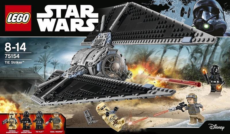 LEGO Star Wars Rogue One 75154 TIE Striker