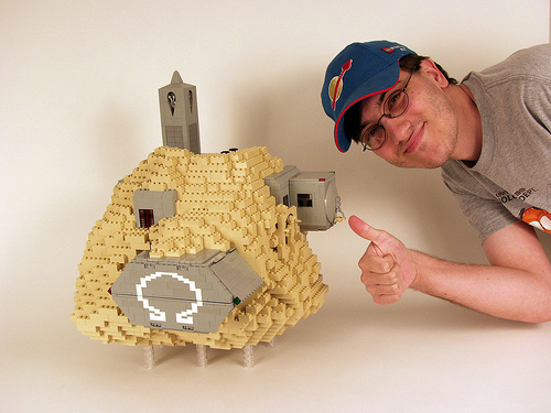 Dan Rubin and LEGO