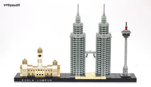 Architectural: Kuala Lumpur, Malaysia