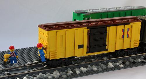 RailBox car
