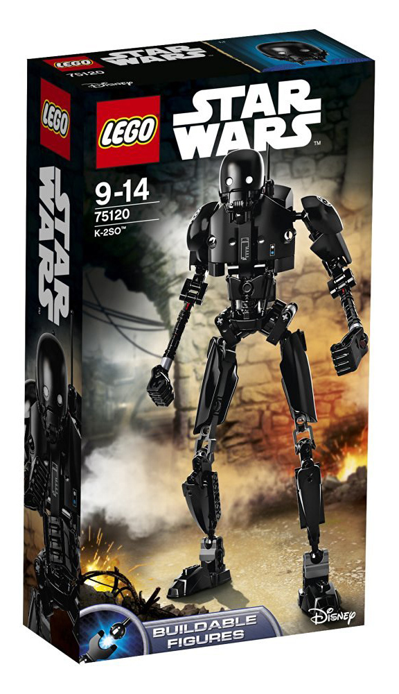 LEGO Star Wars Rogue One 75120 K-2SO Buildable Figure