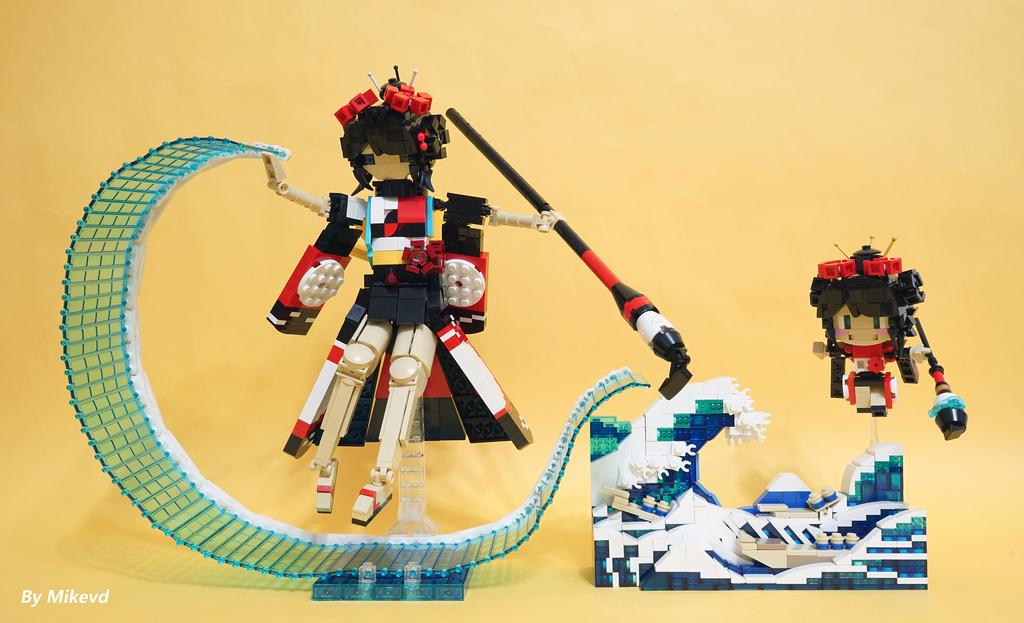 [Fate Grand Order] Hatsusika Hokusai