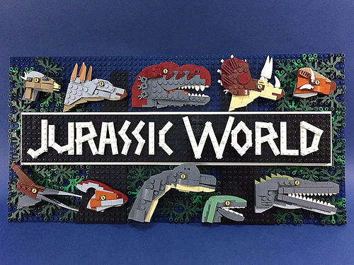 JURASSIC WORLD icon