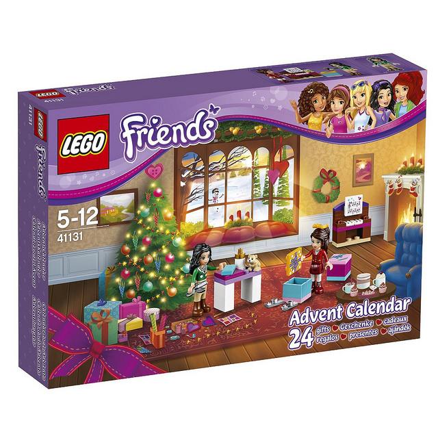41131 Friends Advent Calendar