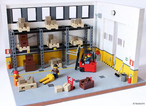 Warehouse life