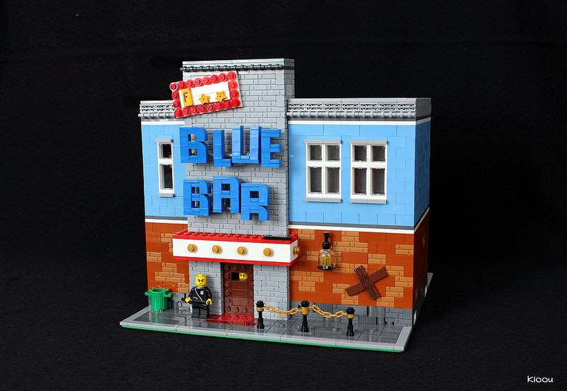 Le F** Blue Bar