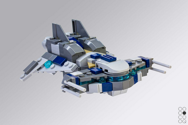 Scaled Down Freemaker Ships Prove That Less Is More The Brothers